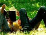 leggere aria aperta