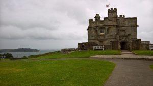 Falmouth _ Pendinnis Castle