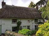 cottage tetto di paglia Penzance
