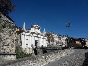 Bergamo - porta S. Giacomo
