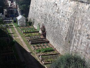 mura di Bergamo - orti