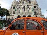2cv a Montmartre Paris