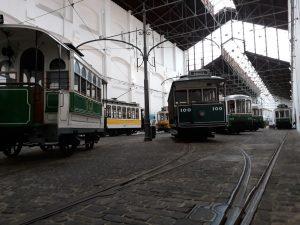 Museo del tram Porto