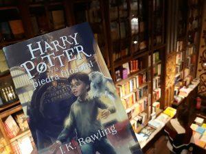 Libreria Lello Porto e Harry Potter