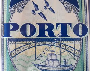 Porto logo rivista shopping