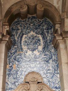 Sè Cattedrale di Porto azulejos