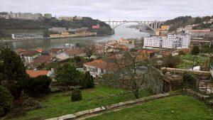 Porto - vista del fiume Douro