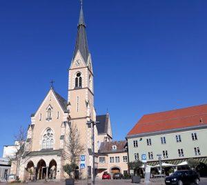 Villach - chiesa St Nikolai