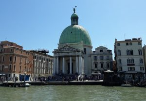 Venezia - chiesa San Simeone Piccolo