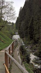 Bad Gastein fiume Ache