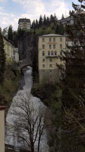 Bad Gastein cascata Ache 2