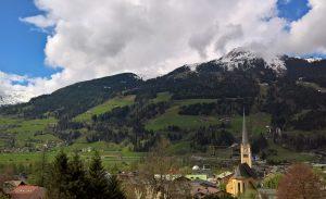Bad Hofgastein vista