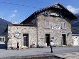 Stazione OBB Creifenburg - Weissensee Austria
