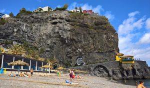 Ponta do Sol - spiaggia
