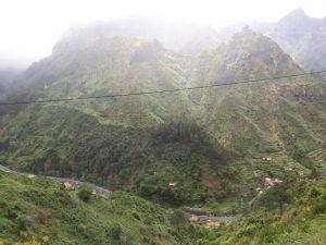 Madera entroterra montagne