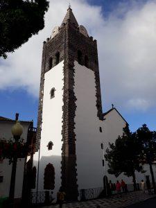 Cattedrale Sè Funchal - campanile