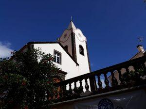 Ponta do Sol chiesa