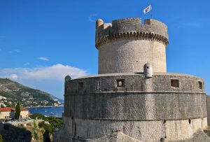 Dubrovnik forte Minceta