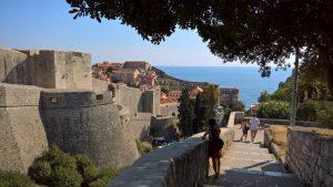 Dubrovnik - mura