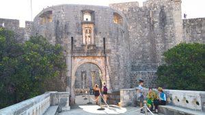 Dubrovnik porta Pile