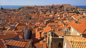 Dubrovnik - skyline old town