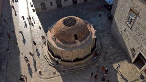 Dubrovnik fontana di Onofrio