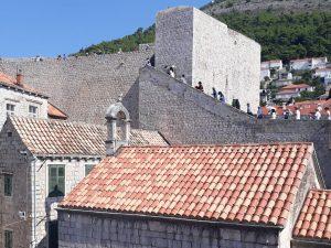 Dubrovnik - le mura 3