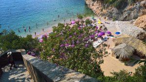 Dubrovnik - spiaggia Sveti Jacov
