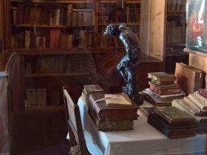 Cavtat - casa rettore biblioteca Bogisic