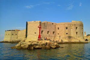 Dubrovnik - spiaggia faro