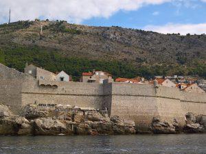 Dubrovnik - spiaggia Buža 2