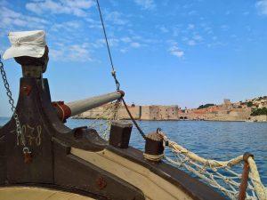 Panorama boat tour Dubrovnik