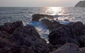 Dubrovnik - tramonto spiaggia Dance