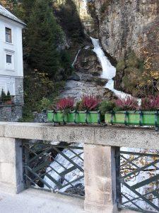 Bad Gastein - cascata Ache