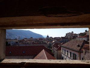 Dubrovnik dalle mura