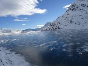 Lago Bianco Bernina