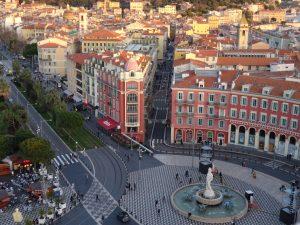 Nizza - Place Massena