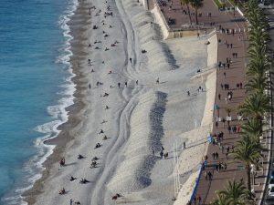 spiaggia Nizza