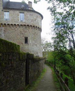 Fougères castello 1