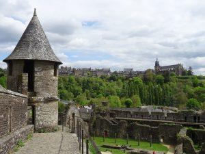 Fougères castello 3