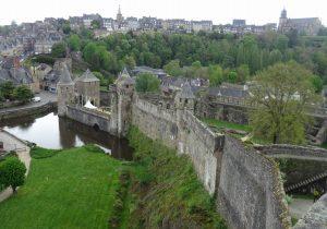 Fougères castello 5