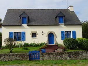 Saint Suliac casa