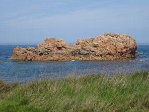 Isola di Bréhat granito rosa