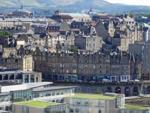 Edimburgo skyline