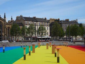bistro square Edimburgo