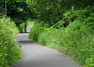 silent railway Edimburgo