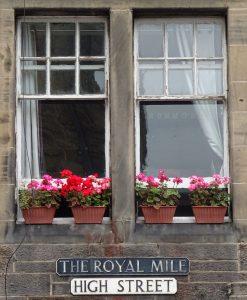 Edimburgo High Street