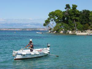 Galevac taxi boat