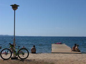 Zara - Borik beach