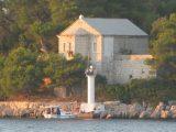 faro isola santa Caterina Croazia